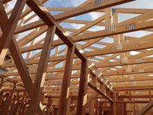 トラス構造-老人保健施設